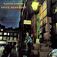 David Bowie The Rise and Fall of Ziggy Stardust and the Spiders From Mars