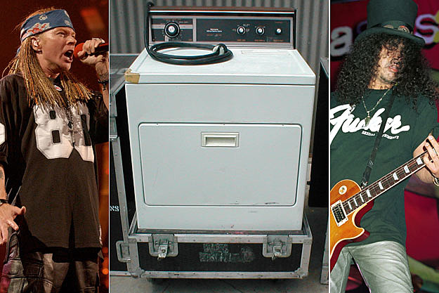 Guns N Roses Dryer