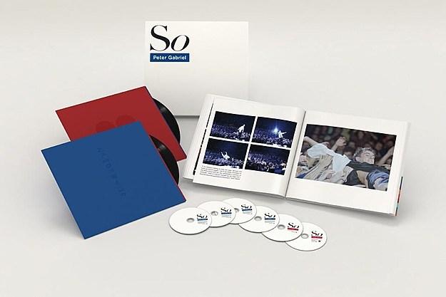 Peter Gabriel giveaway