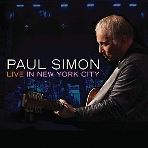 Paul Simon 'Live in New York City'