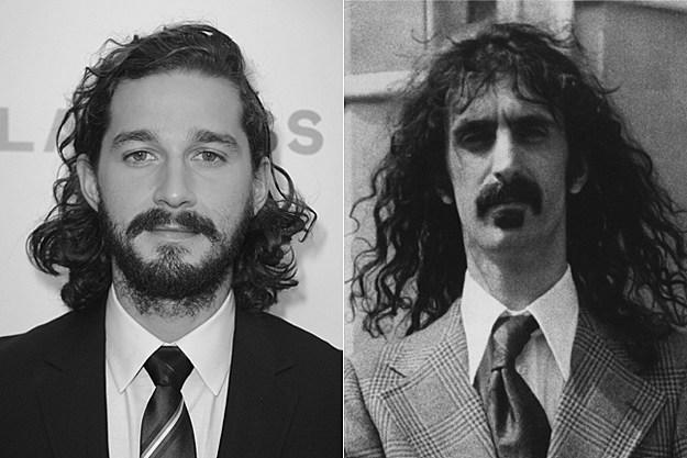 Shia LaBeouf / Frank Zappa