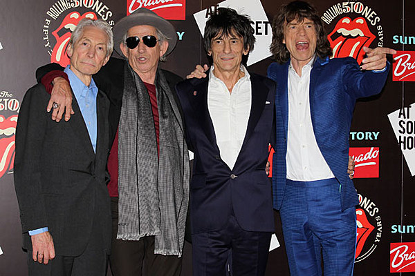 rolling stones announce release date of new single doom and gloom. Black Bedroom Furniture Sets. Home Design Ideas
