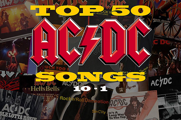 AC/DC Albums From Worst To Best - Stereogum