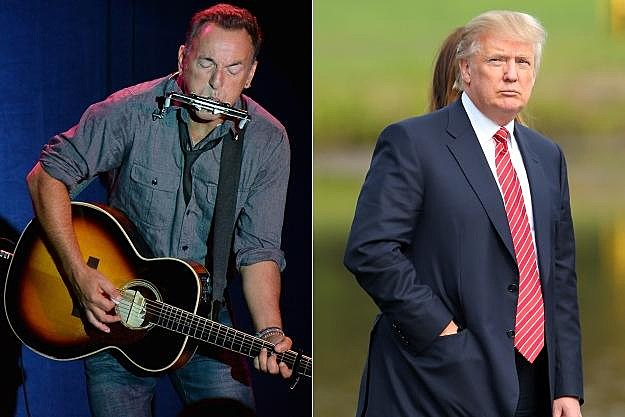 Bruce Springsteen Donald Trump