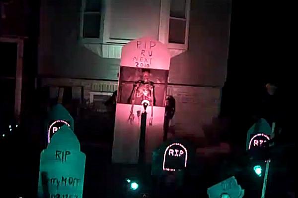Top 5 Ac Dc Halloween Light Displays