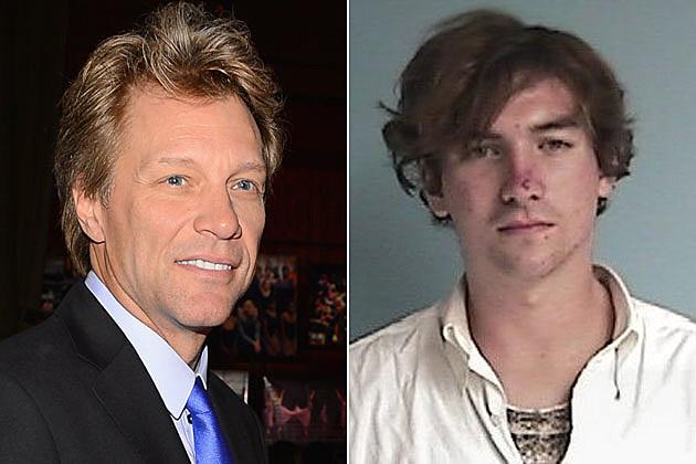 Jon Bon Jovi, Nicholas Tracy