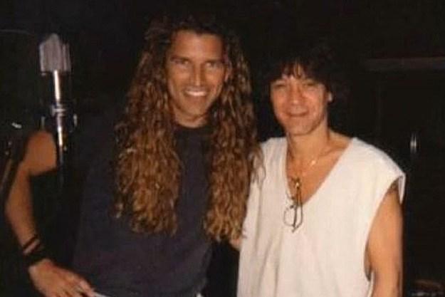 Mitch Malloy Eddie Van Halen