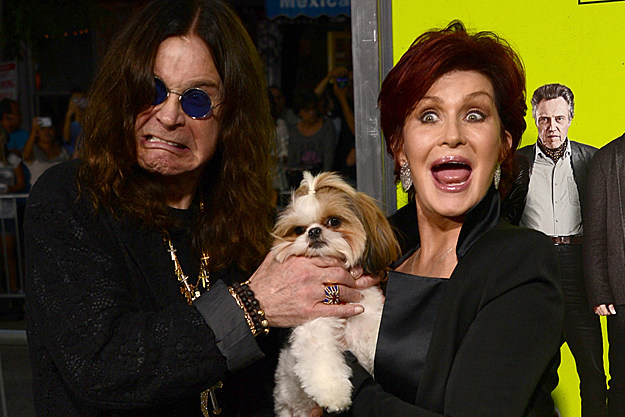 Ozzy Osbourne Joining 60th Birthday Bash For Sharon Osbourne On The Talk