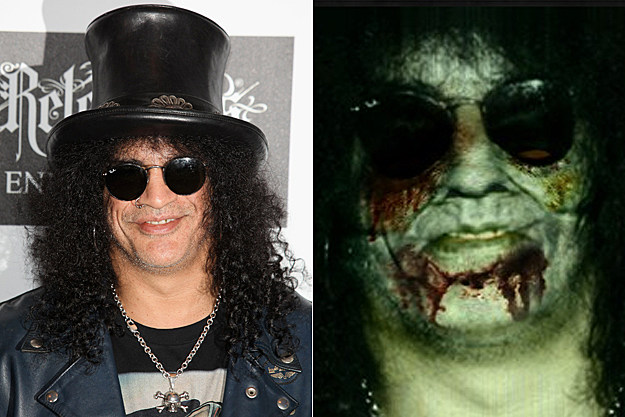 what if every rocker turned into a zombie