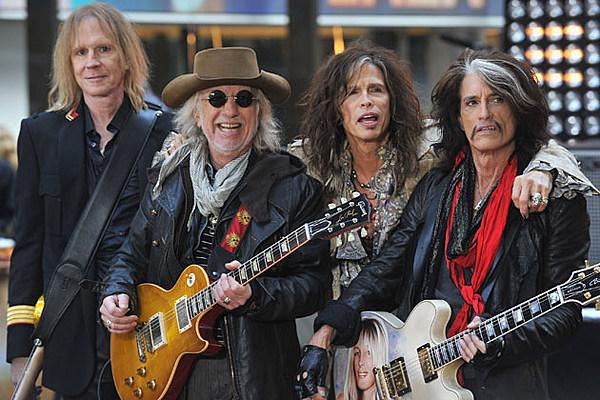 Aerosmith Farewell Tour  Dates