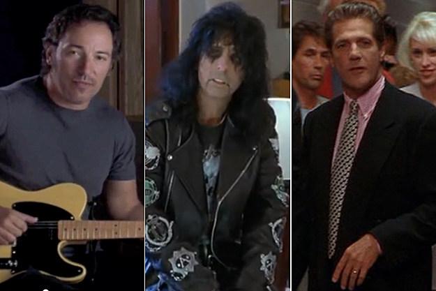 Bruce Springsteen-Alice Cooper-Glenn Frey