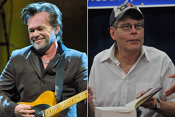 John Mellencamp, Stephen King Announce 'Ghost Brothers of
