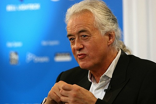 Jimmy Page Promises 'Substantial' Rarities On New Led