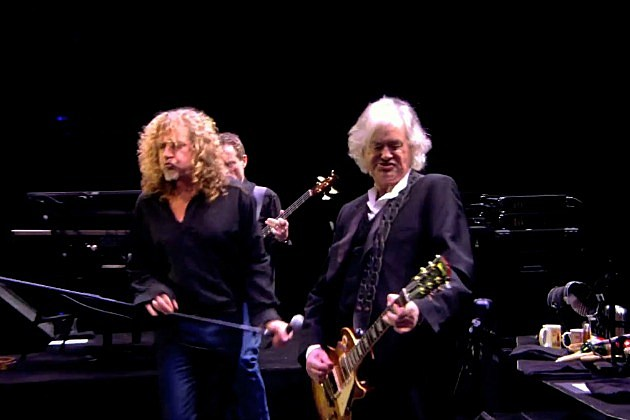 Led Zeppelin Release Black Dog Video Clip From