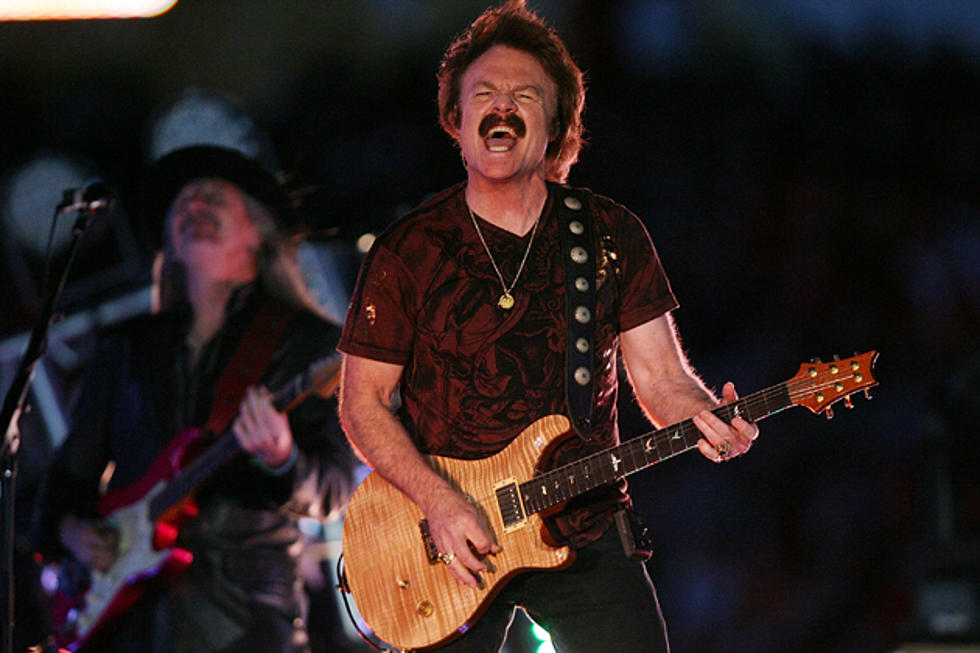 Doobie Brothers Tom Johnston Reflects On Listen To The Music At 40