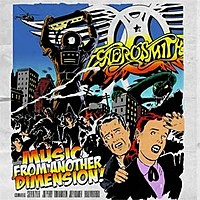 Aerosmith Music From Another Dimension