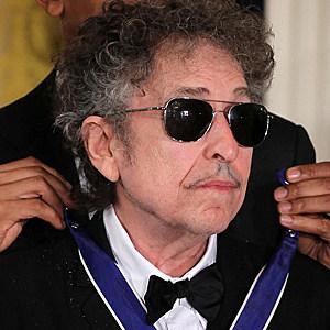 Bob Dylan Mustache
