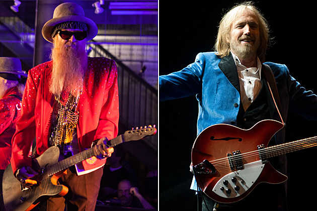 Billy Gibbons Tom Petty