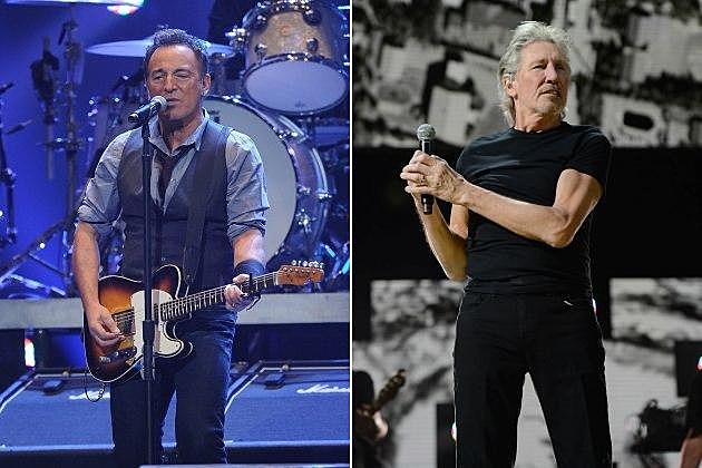 Bruce Springsteen Roger Waters