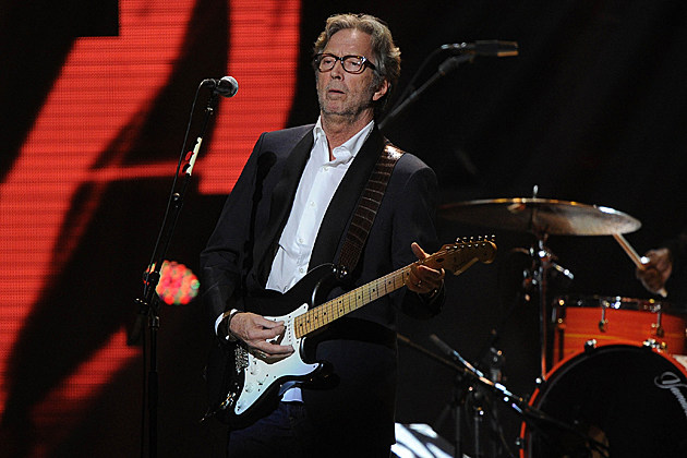 Eric Clapton Keeps It Soulful At 12 12 12 Hurricane Sandy