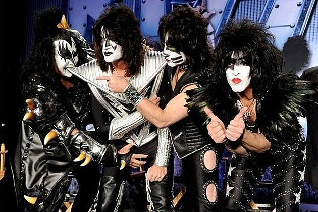 Kiss New Costumes