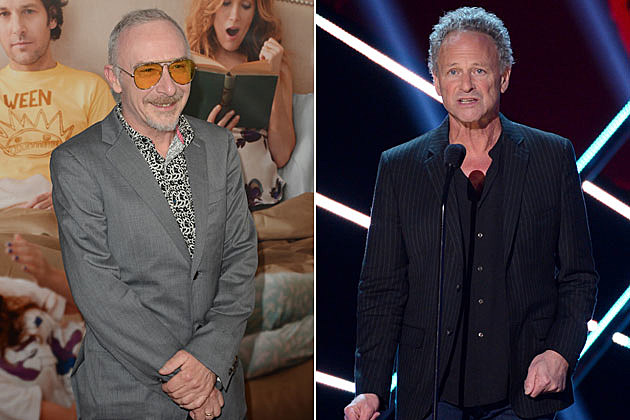 Graham Parker Lindsey Buckingham