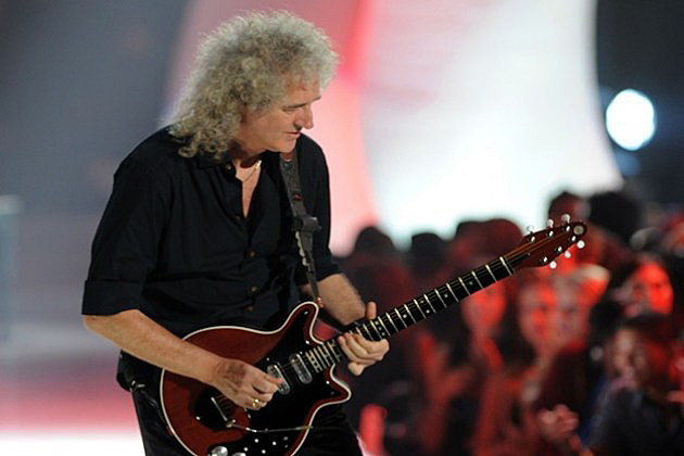 Queen-Brian May