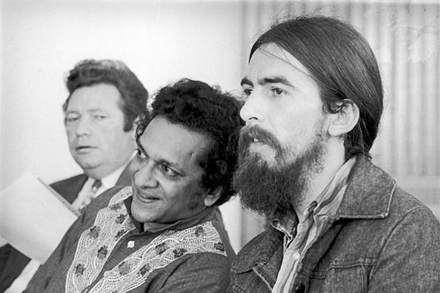 Ravi Shankar-George Harrison