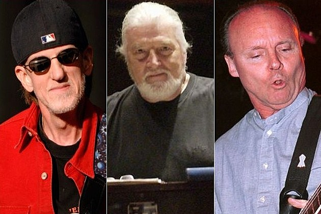 Rockers We've Lost in 2012