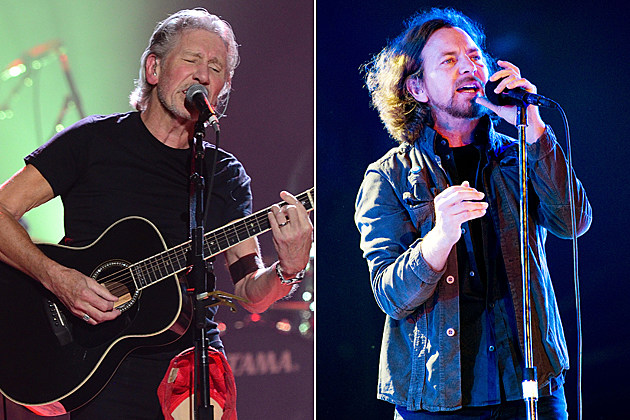 Roger Waters-Eddie Vedder