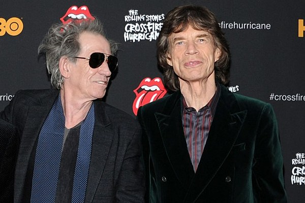 Newsflash Mick Jagger And Keith Richards Have A