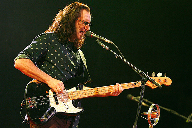 Rush Geddy Lee