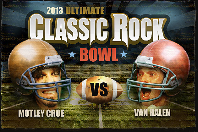 Ultimate Classic Rock Bowl