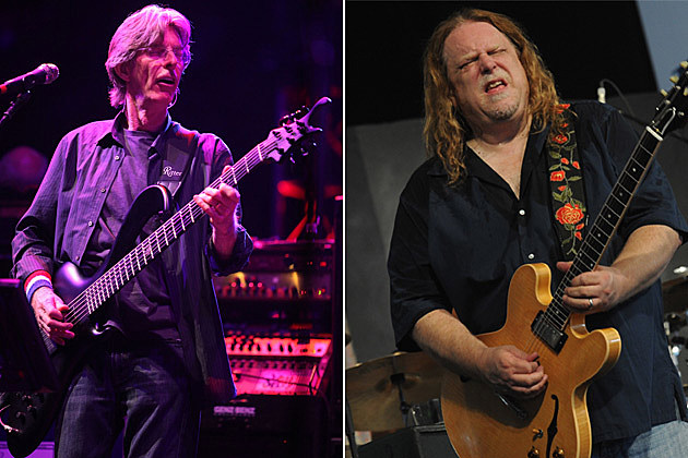 Phil Lesh Warren Haynes