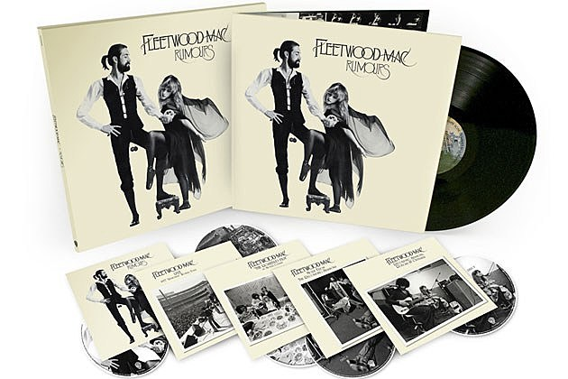 Fleetwood Mac Rumours Deluxe