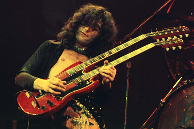 Jimmy Page Pictures