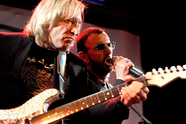 Joe Walsh Ringo Starr