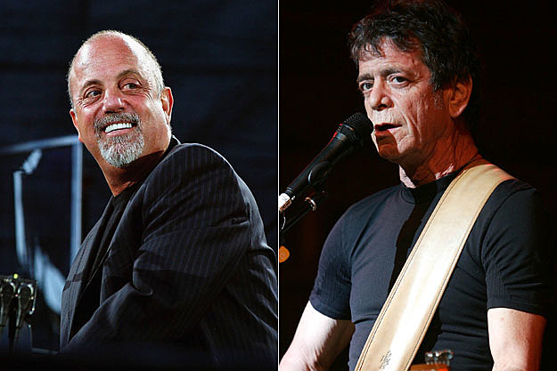 Billy Joel / Lou Reed