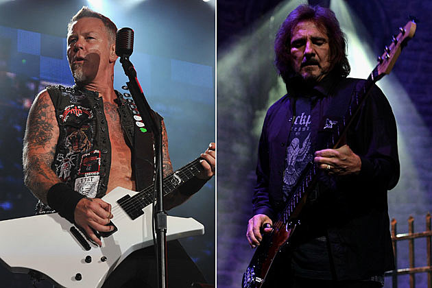 Metallica Tony Iommi