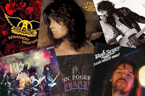 Bob Seger Night Moves Album Song List