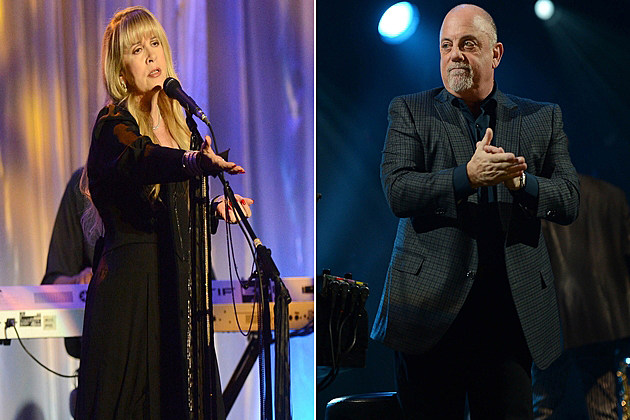 Stevie Nicks Billy Joel