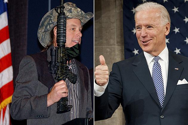 Ted Nugent Joe Biden
