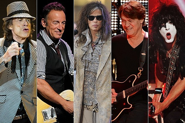 2012 Ultimate Classic Rock Award Winners