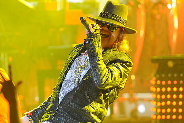 Guns N Roses 2013 Members Guns N' Roses Headli...