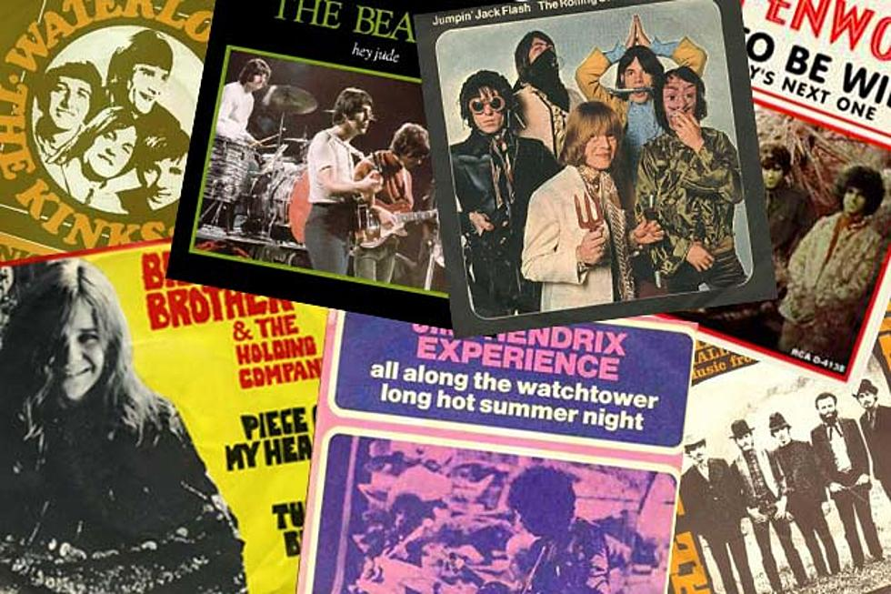 Top 10 Songs From 1968