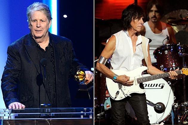 Brian Wilson Jeff Beck