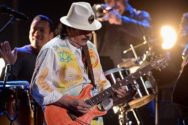 Carlos Santana Reuniting Original Santana Group