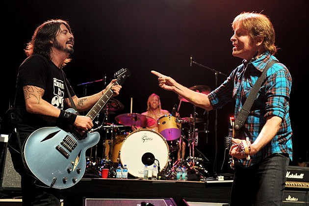 Dave Grohl John Fogerty