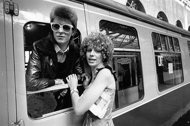 David Bowie Angie Bowie