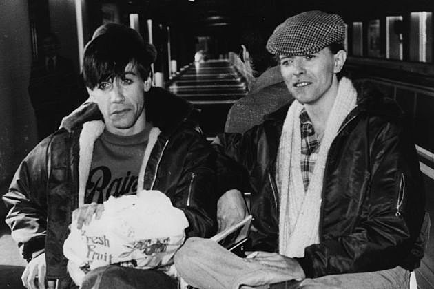 David Bowie Iggy Pop